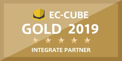 EC-CUBEゴールドパートナー