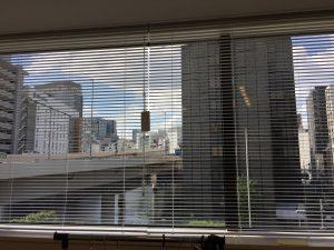 茅場町のオフィスからの風景